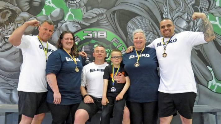 Kāpiti club produces three world champions